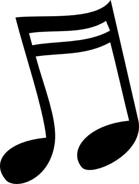 Music paired clip art. Notes clipart math note png library