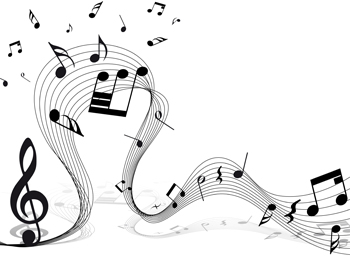 Notes clipart math note. How many melodies are