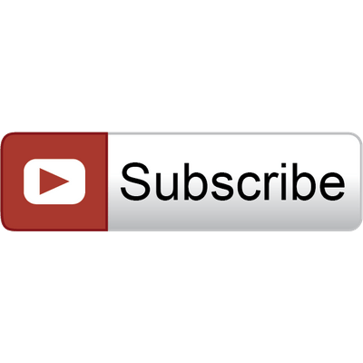 Youtube subscribe button png. Red grey black transparent