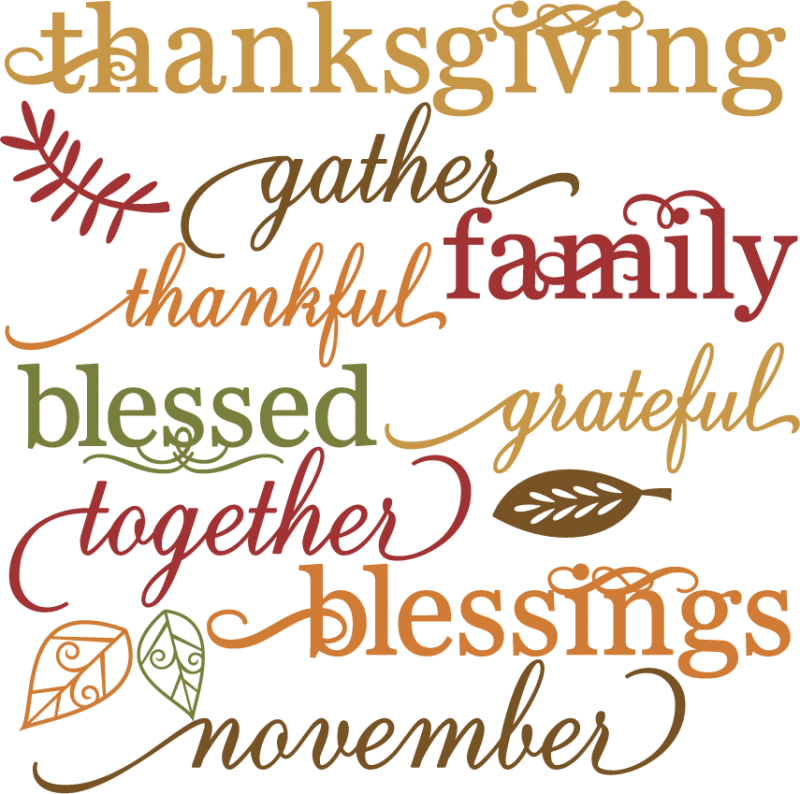 November clipart service. Free thanksgiving jixemo ie