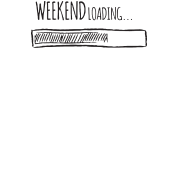 Now loading png. Weekend by pakekaos spreadshirt