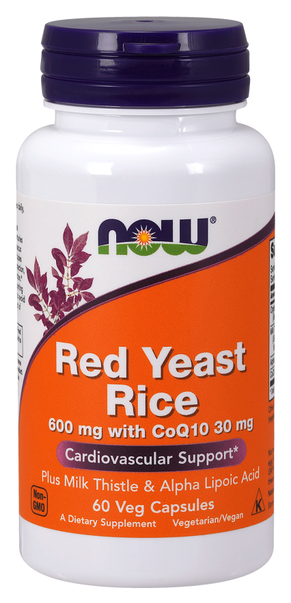 Now sports red yeast rice 10 png. Mg with coq veg