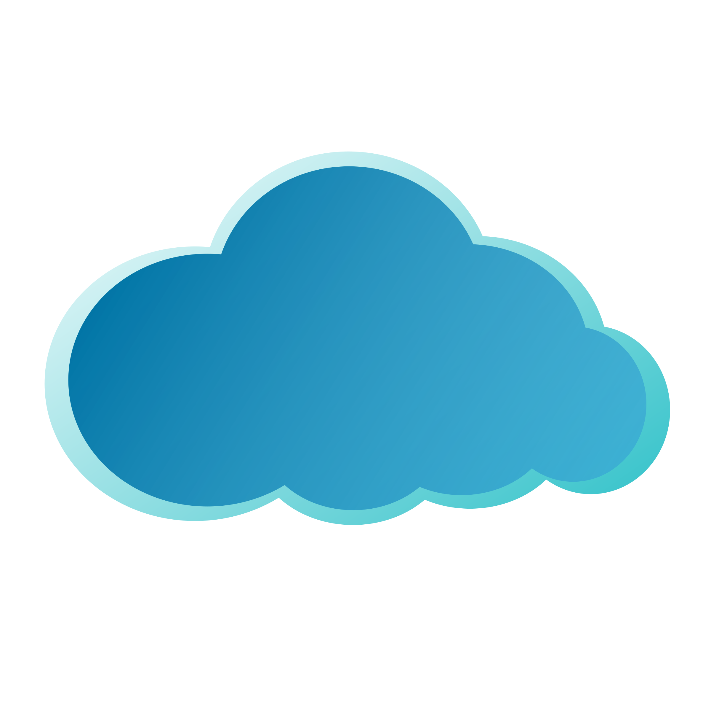 Nubes vector png. Nube azul icons free