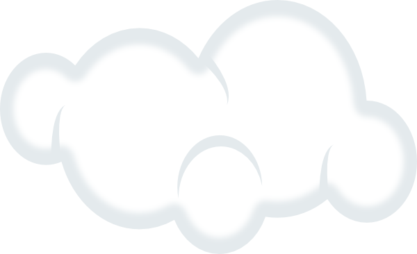 Nubes vector png. Nube clip art at