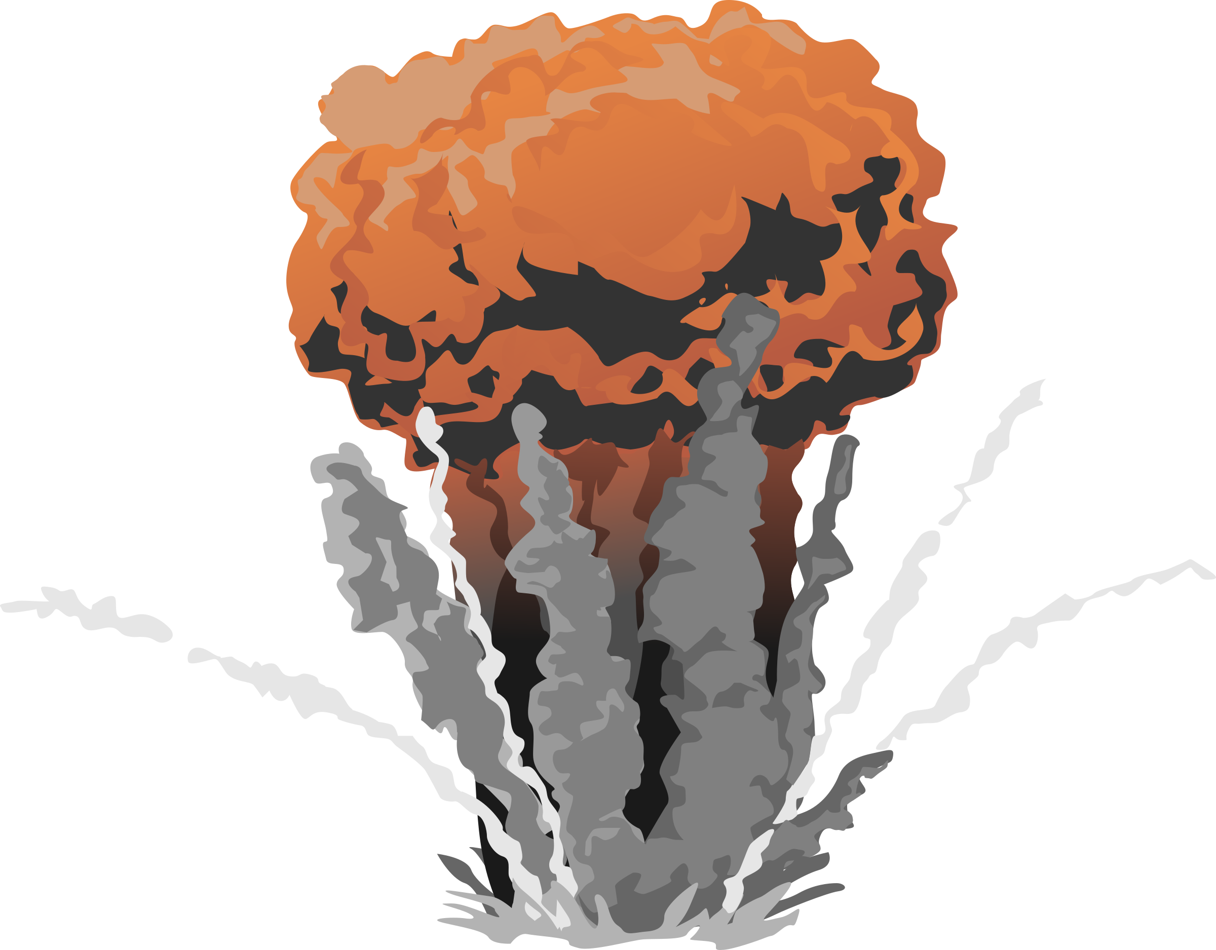 Explosion png images nuclera. Transparent explosions pdf clipart stock