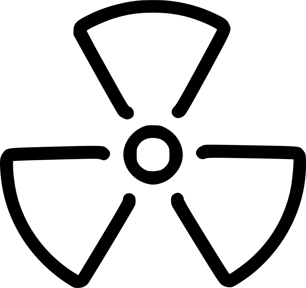 transparent atom radioactive
