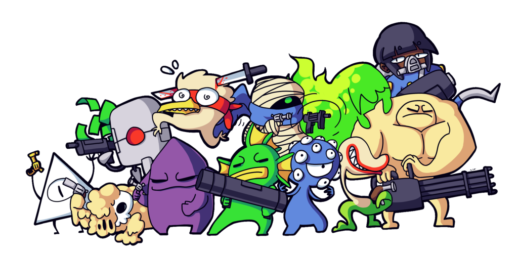 Nuclear drawing throne. By j daigada indie