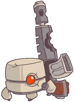 Nuclear drawing throne. Image winner robot png