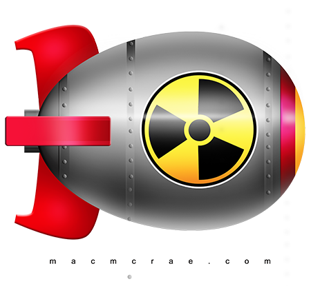 Bomb cartoon png. Nuclear clipart for teachers