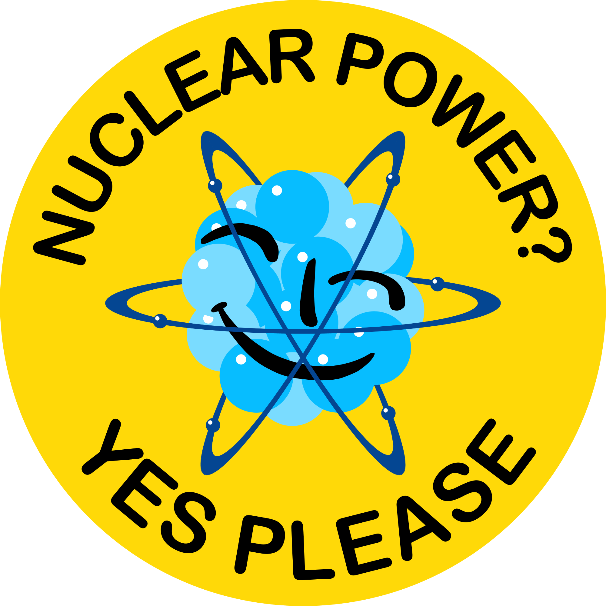 Nuke power up png. Not only is nuclear