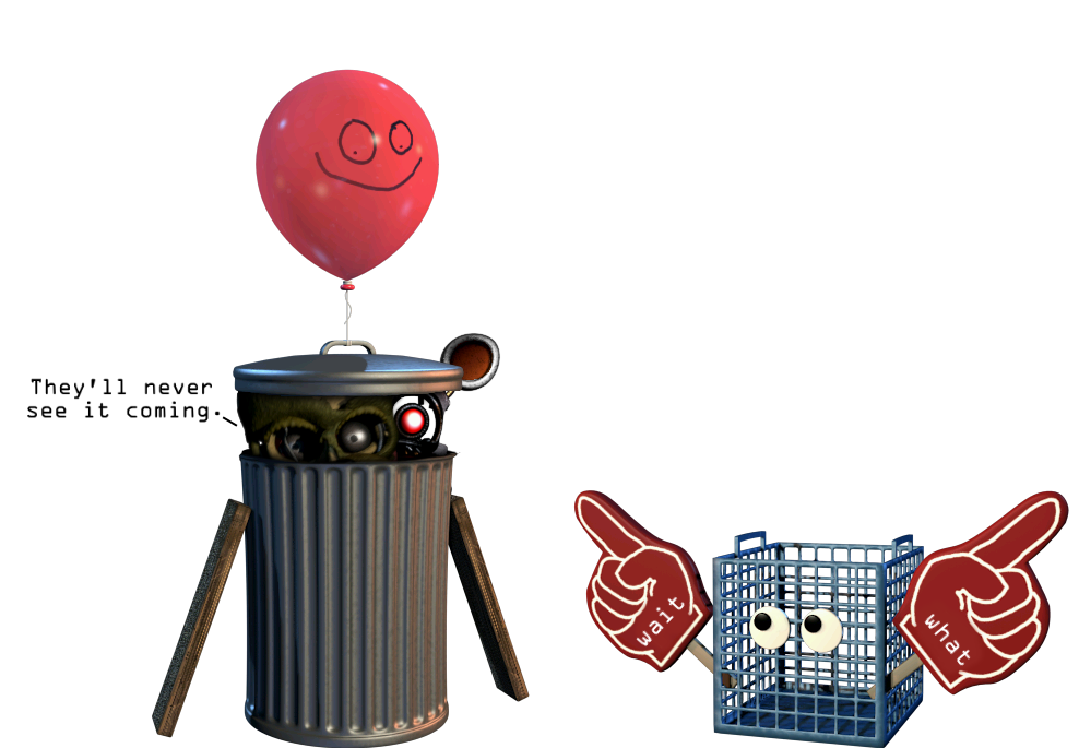 number 1 crate png