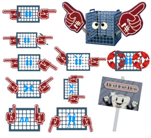 Number 1 crate png. No sprite sheet