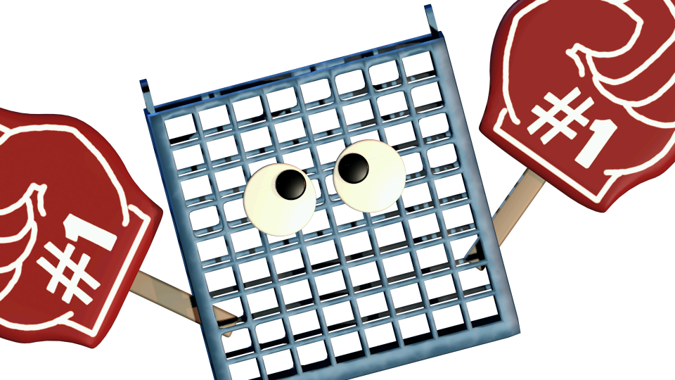 Number 1 crate png. Image ucn five nights