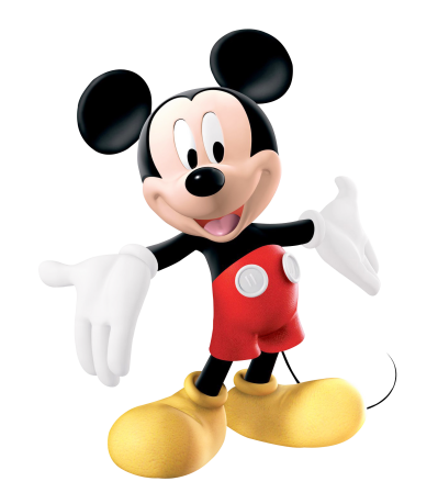 Number 1 mickey mouse png. Dlpng download image with