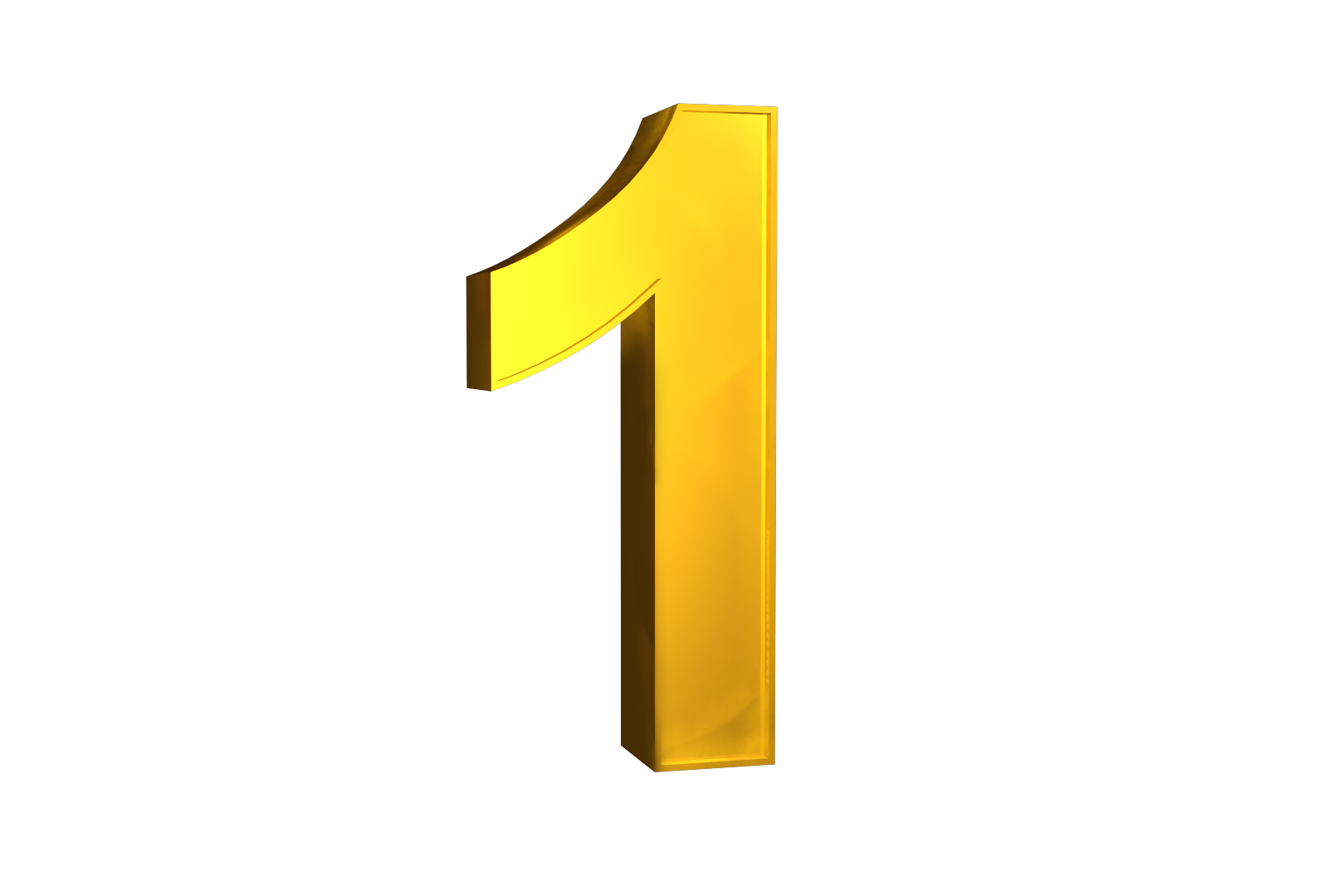 Number 1 png. Transparent pictures free icons
