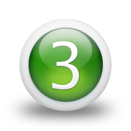 Number 3 icon png. Photos free icons and
