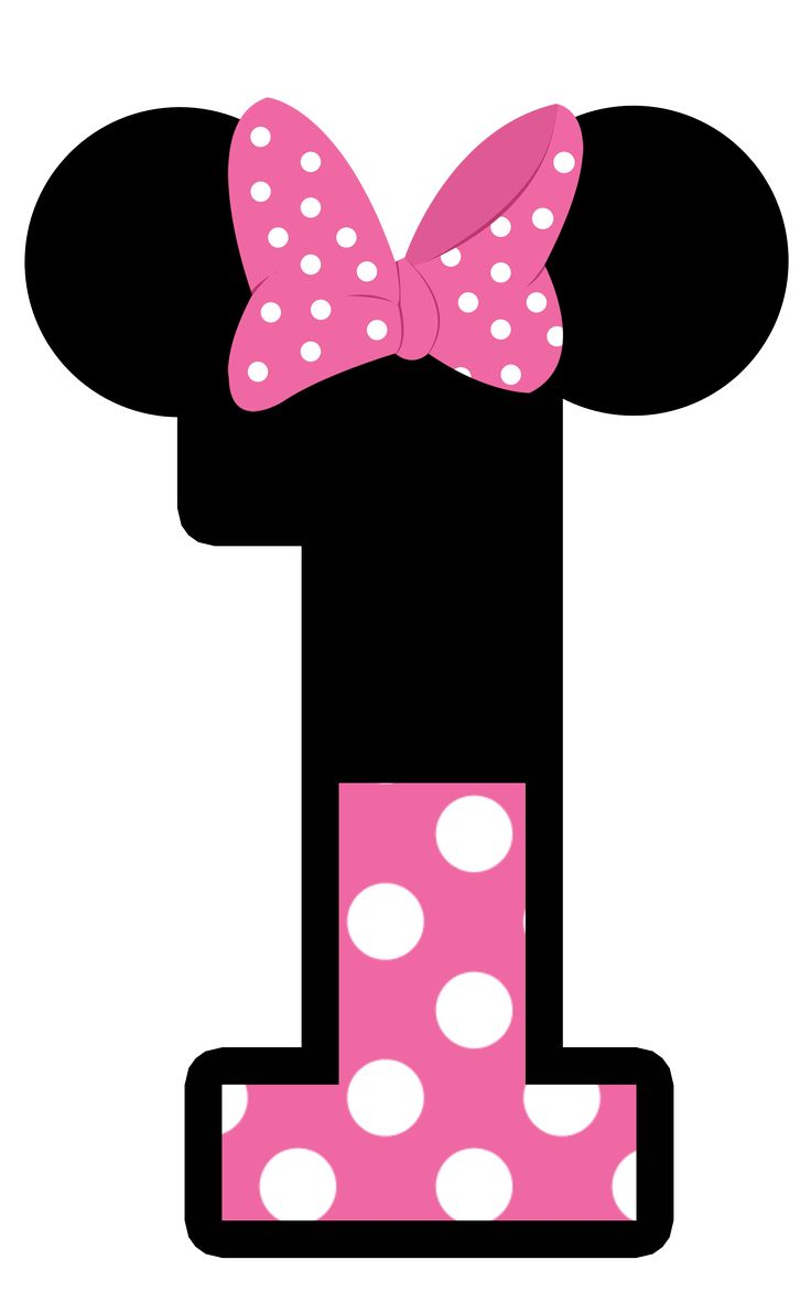 Number clipart minnie mouse. Best mickey dressup