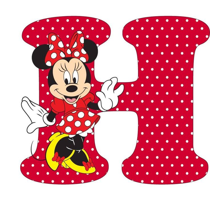 Number clipart minnie mouse. Best mickey e iii