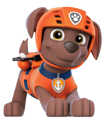 Number clipart paw patrol. To download free in