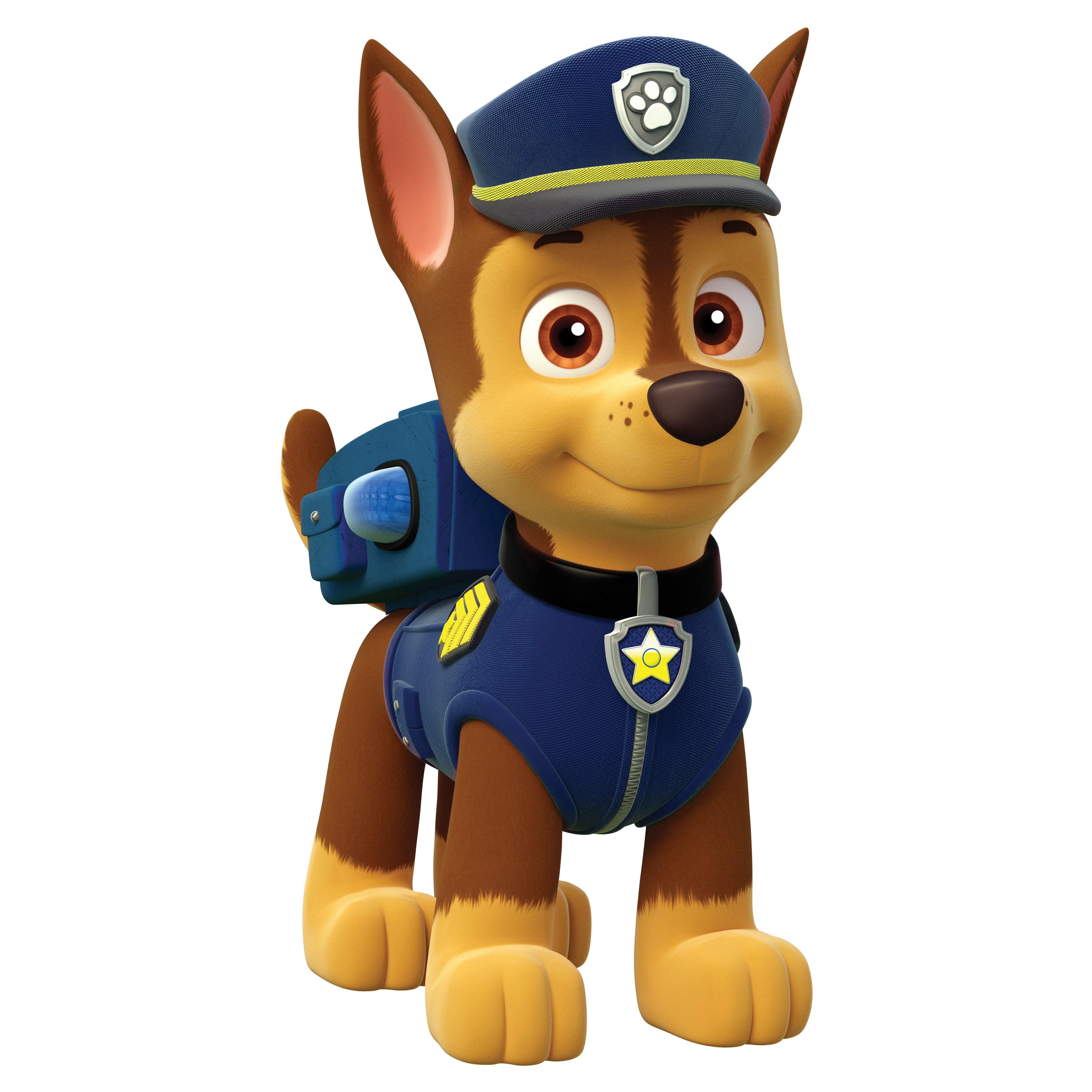 Number clipart paw patrol. Chase panda free images