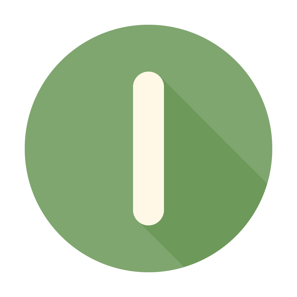 Numbers 1 png. Green transparentpng