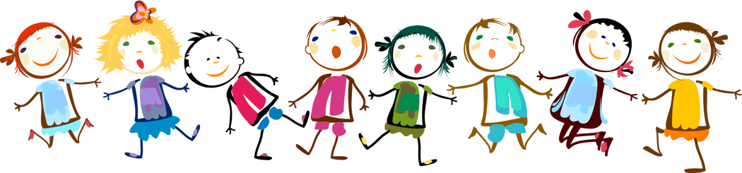 Rainbow preschools the best. Numbers clipart pre school png library stock