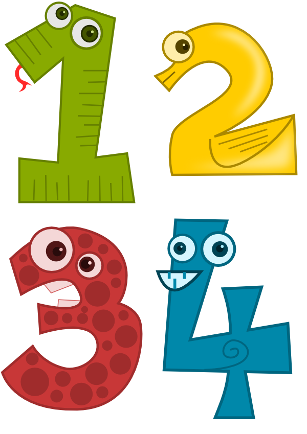 Printables print . Numbers clipart pre school graphic download
