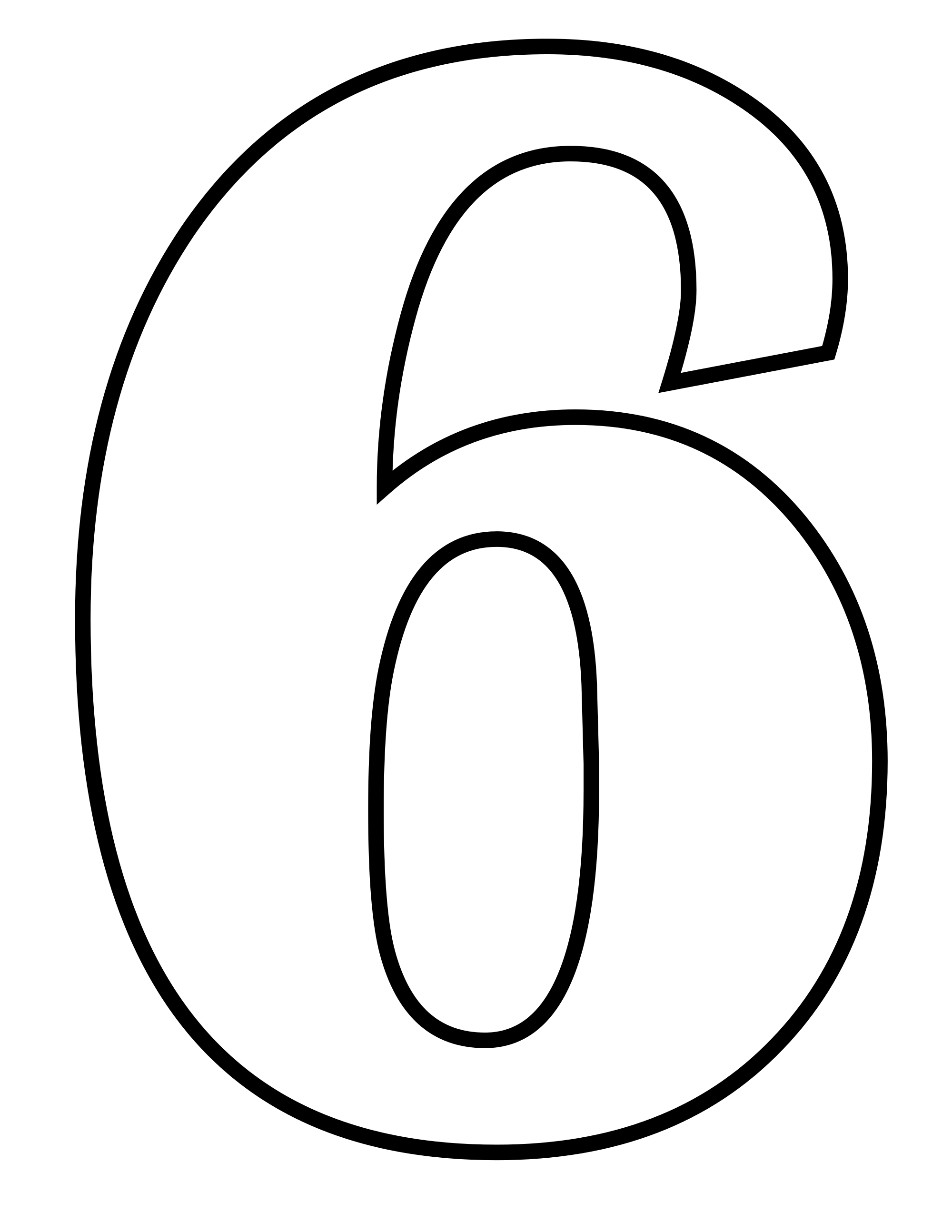 at getdrawings com. Numbers drawing easy clip black and white stock