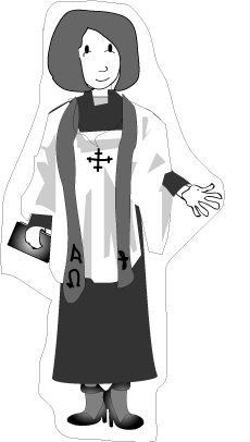 Pastor clipart church minister. Free clergy cliparts download