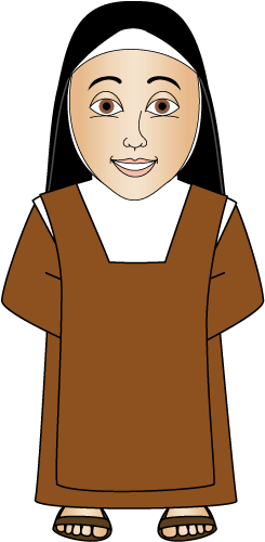 Nun clipart teacher. Free catholic cliparts download