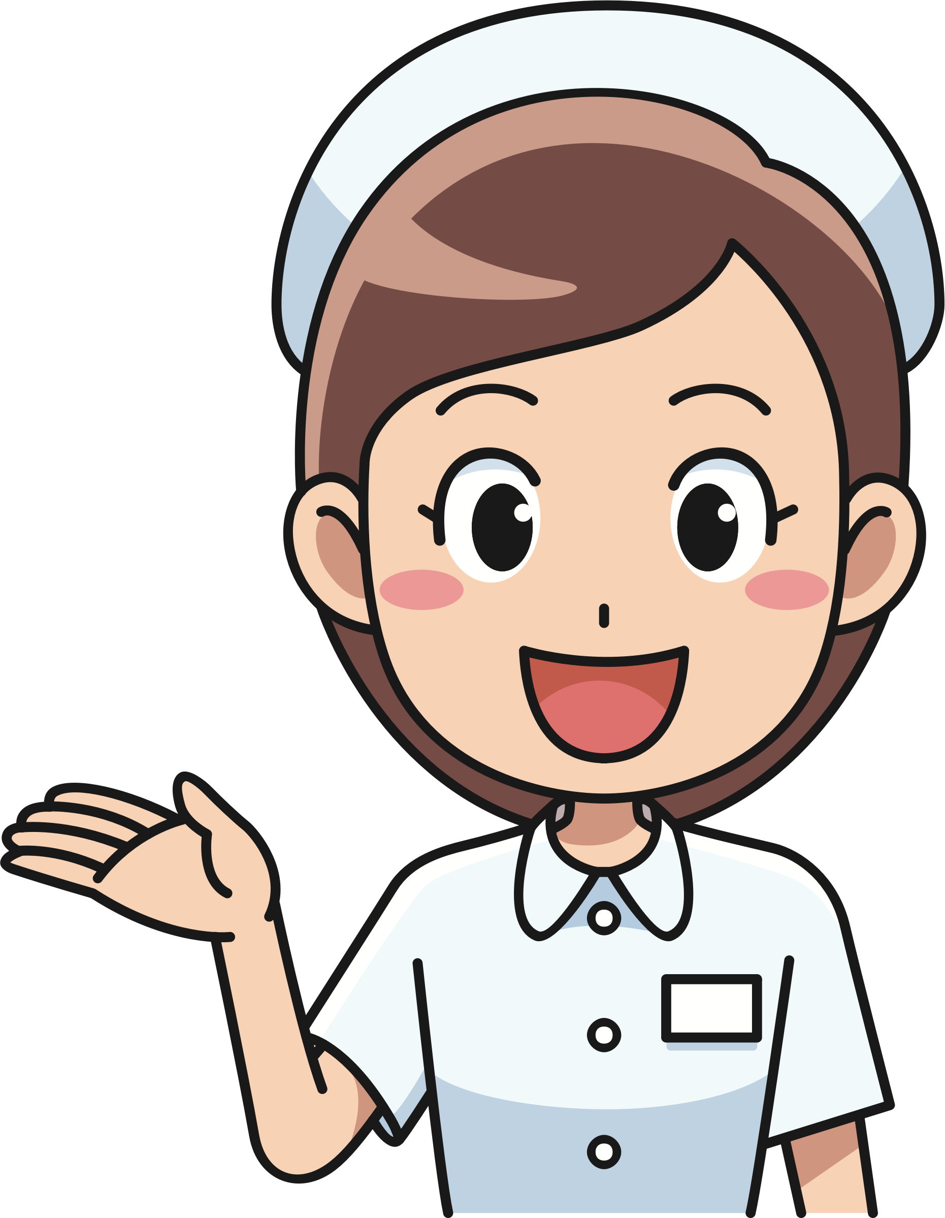 Nurse clipart. Surging nurses cartoon images