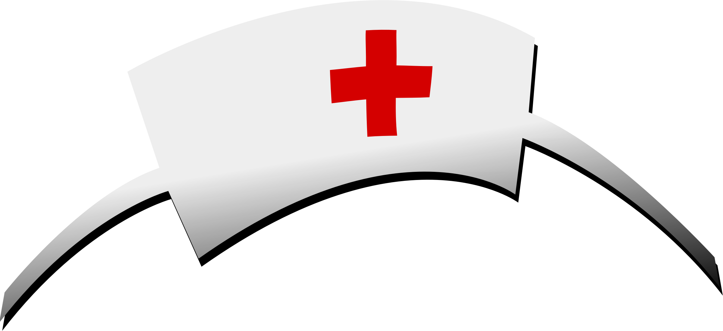 Nurse png cap. Cross graphic free library