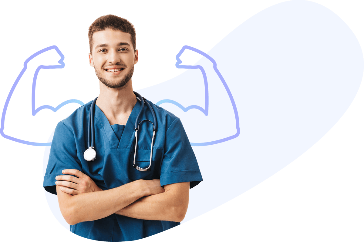 Nurse walking png. Free cna practice test