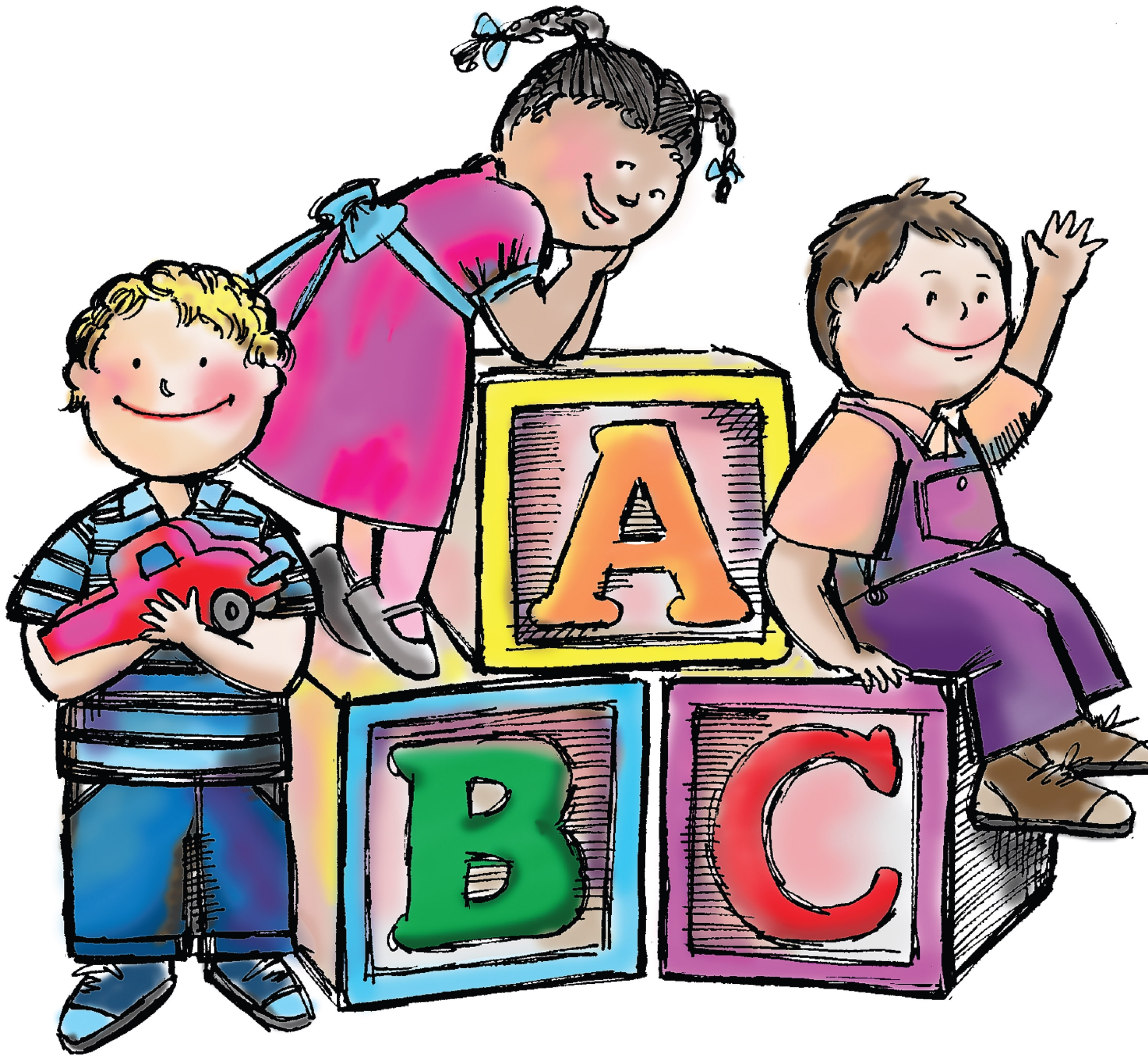 Sharing clipart understanding person. Free church nursery cliparts