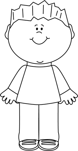 Black and white happy. Whisper clipart bad kid jpg black and white library