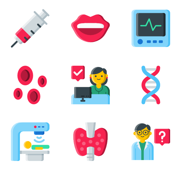 Nursing vector. Nurse icons free