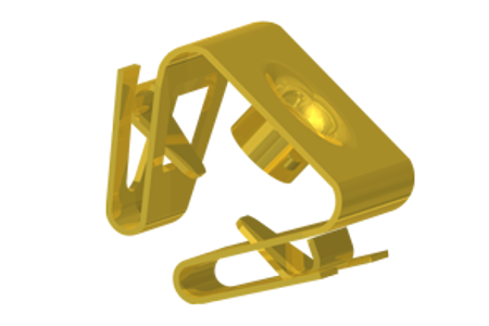 Nut clip retainer. Whitesell canada engineered fasteners