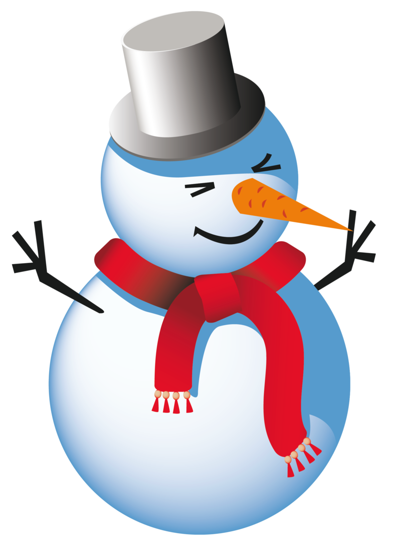 Vector snowman holiday. Download free png dlpng
