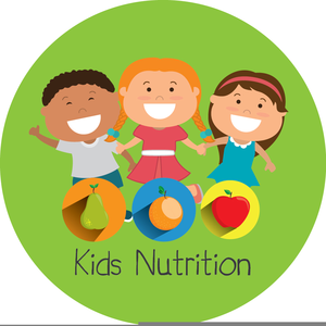Nutrition clipart. Child free images at