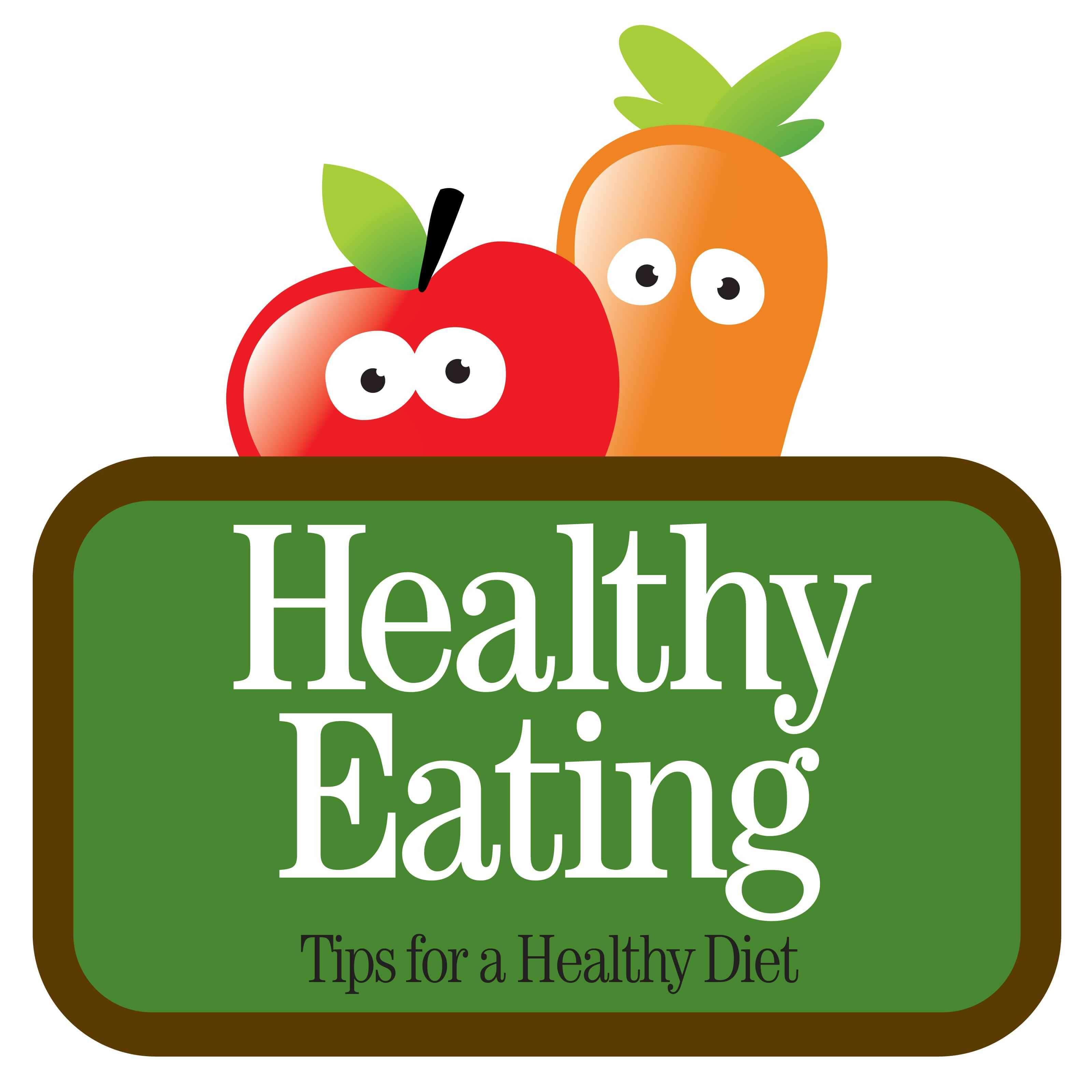 Nutrition clipart health conscious. Eating healthy at school