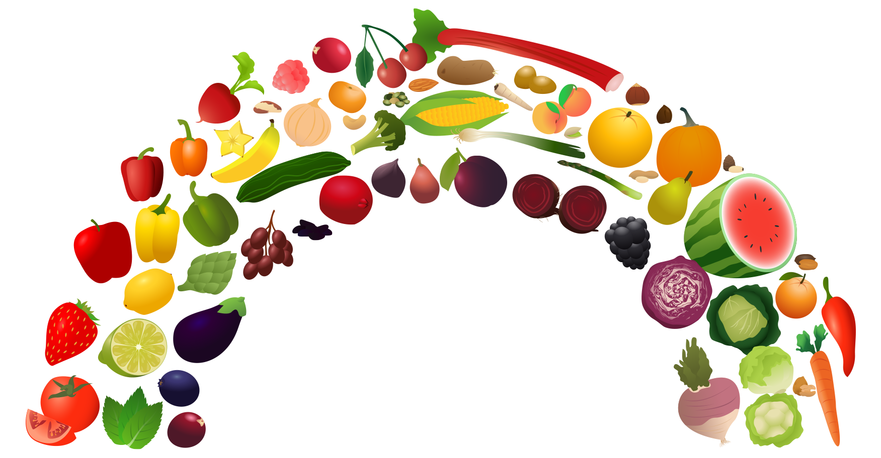 Nutrition clipart nutrition label. View rainbow png free