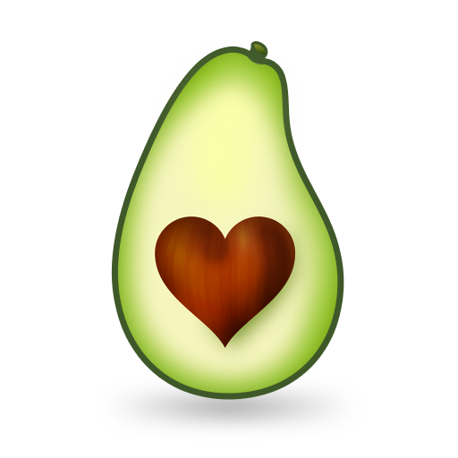 Nuts clipart avocado. Png