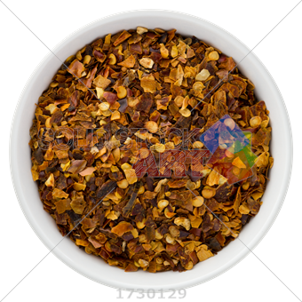 Nuts transparent crushed. Stock photo of top