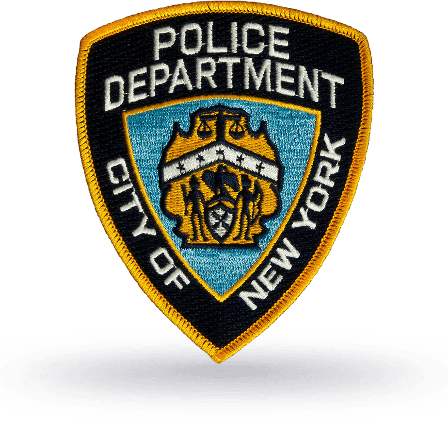 Nypd badge png. Police badges pinterest