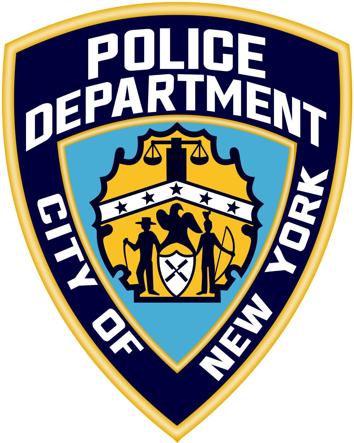 Nypd badge png. New york city police