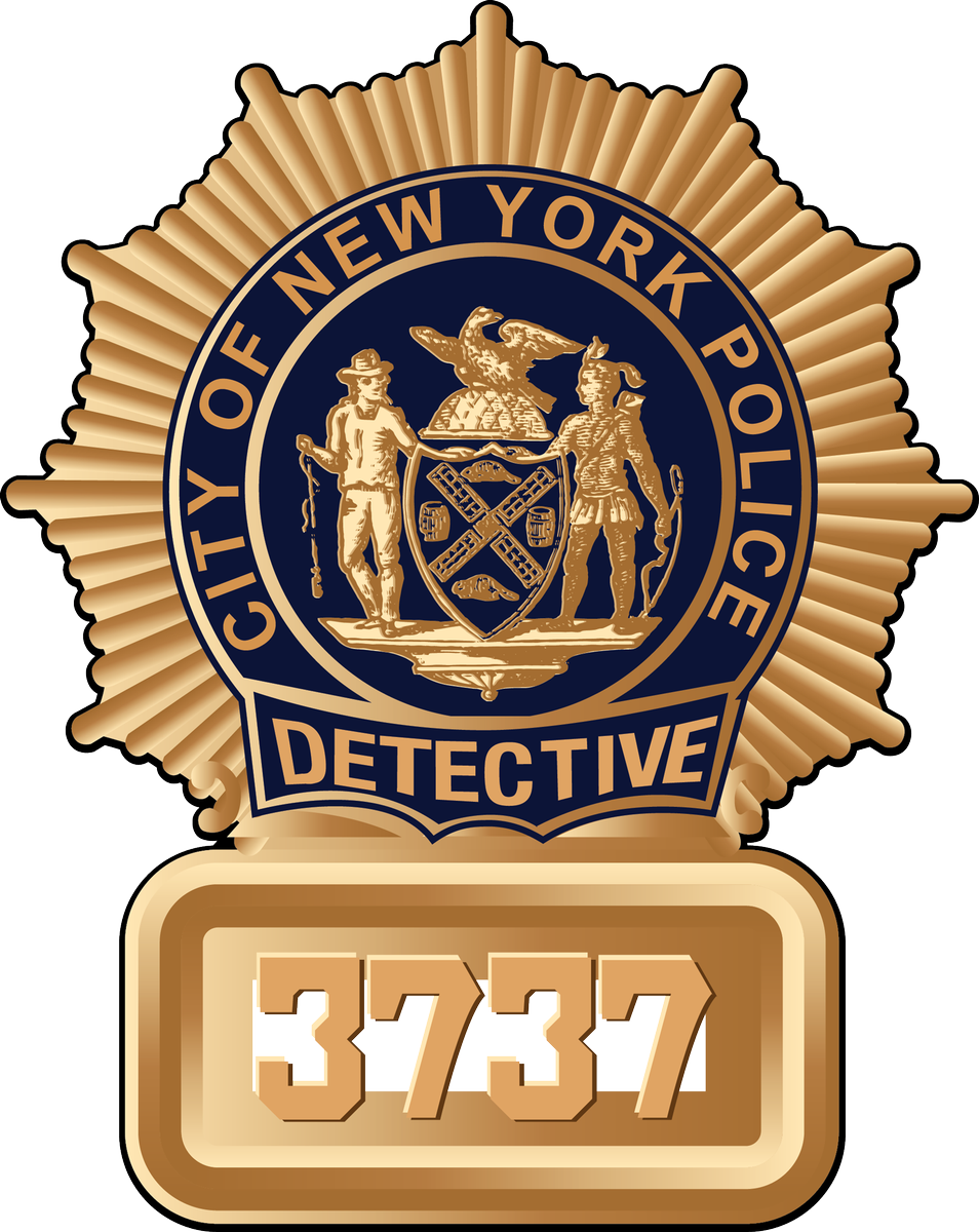 Nypd detective badge png. Th precinct on twitter