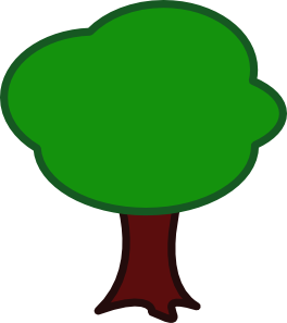 Oak clipart tree animation. Trees panda free images