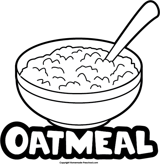 oatmeal clipart baby