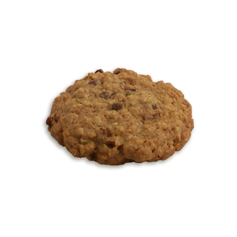 Oatmeal cookie png. Raisin breadsmith