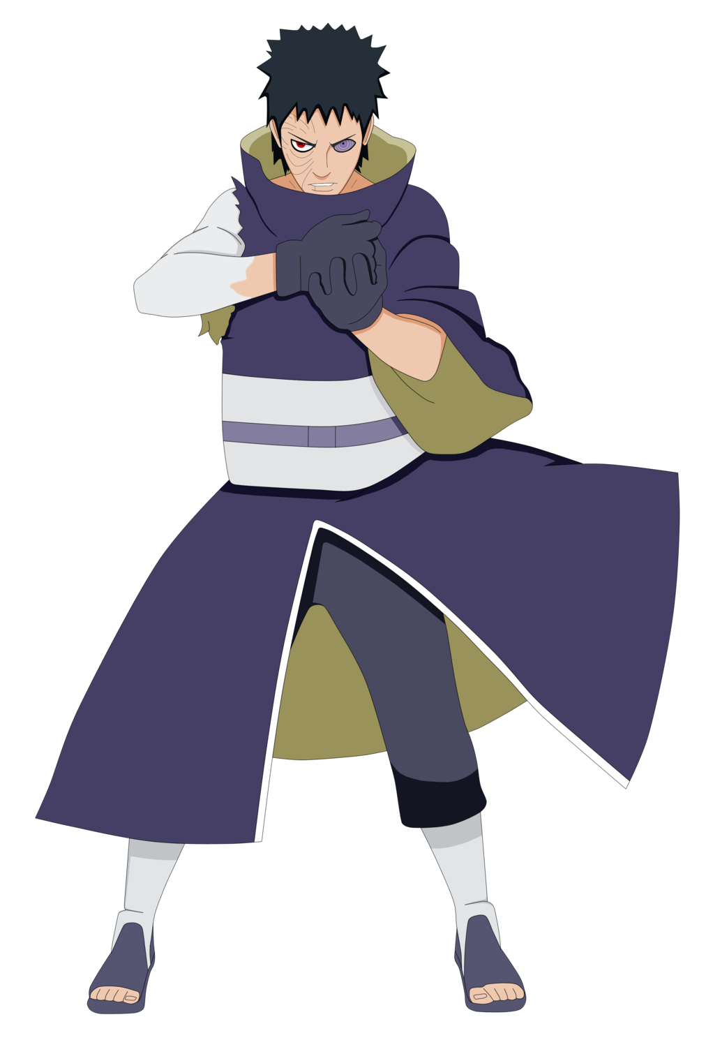 Obito transparent. Uchiha png clipart gallery
